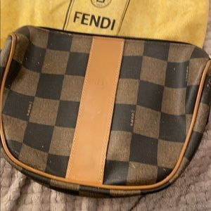 Vintage Fendi Crossbody purse
